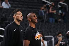 Chris Paul on trade to Suns: 'People ...