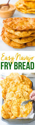 easy navajo fry bread recipe sweet or savory