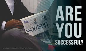 success essay do you think that you are successful  a lot of people think that the success is the goal of their life and they need to reach it but what is the real success because in all different