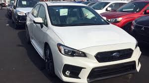 2018 subaru sti limited. unique 2018 2018 subaru wrx limited cvt arrived to subaru sti limited