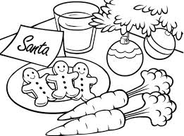 Christmas Colouring For Kids Interesting Decoration Coloring Pages