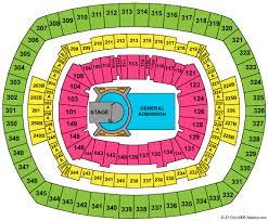 Fnb Stadium Global Citizen Seating Plan