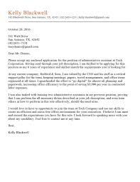 Resume Customer Service Cover Letter Examples Free Sample Of A