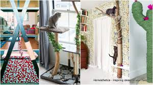 19 adorable free cat tower plans for your furry friend