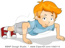 Image result for presidential physical fitness test clipart free