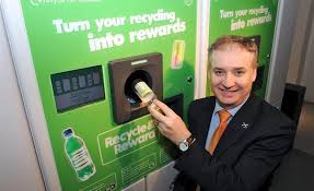 Reverse Vending Machine Australia Delectable Britiain Considers Deposits On Plastic Bottles To Encourage Recycling
