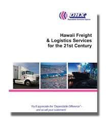 Dhx-Dependable Hawaiian Express: Print & Download Company Brochures