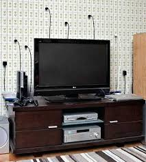 use a plug in wallpaper hide tv wires wall mount over fireplace simple and ingenious projects hide wires in wall