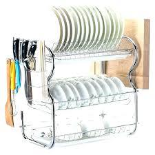 wall mounted dish drying rack wall mounted dish drying rack built in drawer wall dish rack wall mounted dish drying rack