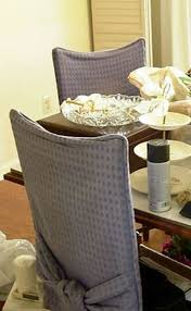how to make a simple slipcovers for dining room chairs on chair back covers