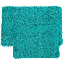 memory foam 2 piece bath mat
