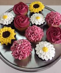 Dozen Flower Cupcakes Sweet Blossoms In Jamestown Nc Blossoms