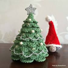 Free Christmas Crochet Patterns For Beginners