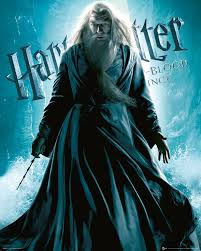 Obrazová Reprodukce Harry Potter A Princ Dvojí Krve Albus Brumbál