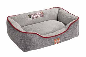 <b>Hunter</b> софа для собак University S 40х60 x20 см серая / <b>Dog Sofa</b> ...