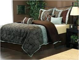 teal and brown comforter set queen comforter grey and brown comforter sets in brown and teal
