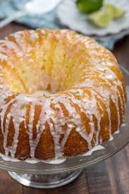 Key Lime Butter Cake Crazy For Crust