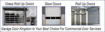 commercial garage doors with windows. commercial garage door repair houston tx - kingdomresidential provided doors with windows c