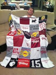 ATV Extreme Sporting T-Shirt Quilt | Shirt quilts and Blanket & Carnegie Mellon T-Shirt Quilt Adamdwight.com