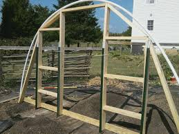 Hoop House End Wall Design Image Result For Pvc Greenhouse Side Entry Wooden