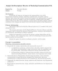 Digital Marketing Job Description Extraordinary Business Manager Job Description Template Writing Descriptions