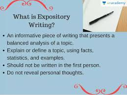 types of expository essays expository writing types of writing unacademy