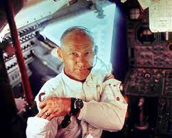 Buzz Aldrin Files Expense Report