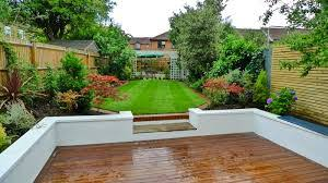 Small Picture Exellent Garden Design With Railway Sleepers E On Ideas