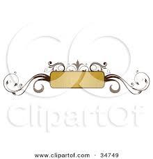 Decorative Text Boxes Decorative Box Clipart 100 65