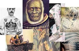 Tetování Cesta Jak Definovat A Uchovat Vlastní Identitu Téma