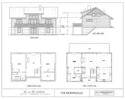 post beam house plans and timber frame drawing packages by timberworks design