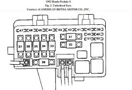 honda prelude fuse box diagram image 1992 honda prelude fuse box diagram 1992 auto wiring diagram on 1994 honda prelude fuse box