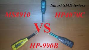 Часть №4. Обзор приборов для измерения параметров SMD ...