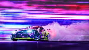 Drift cars wallpapers, Toyota supra ...
