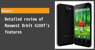 Maxwest Orbit 6200T ...