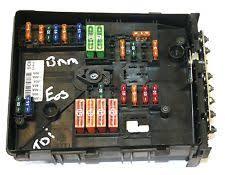 vw eos fuses fuse boxes vw eos golf 2 0 tdi fuse box 1k0937125a 1k0 937 125 a
