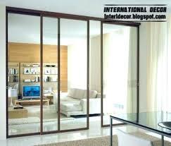 commercial interior sliding glass doors. Interior Glass Doors Sliding Room Dividers Cool Commercial