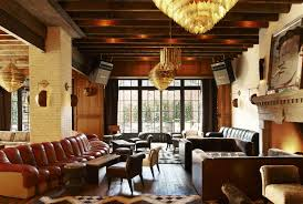 Lobby Bar at the Ludlow Hotel