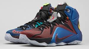 lebron 13. kicks and colors: lebron 12 \u0027what the\u0027 offers plenty to capture attention 13