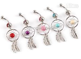 Dream Catcher Belly Button Rings 100 Belly Button Piercing Cute Dream Catcher Belly Button Rings 27