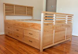 Drawers For Under Bed Build A Trundle Bed With Drawers Bedroom Ideas