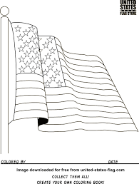 Small Picture American Flag Coloring Pages Usa Flag In A Heart Shape Coloring