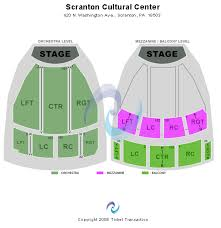 The Scranton Cultural Center At The Masonic Temple Seating Chart