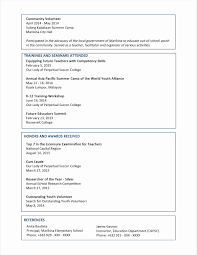 Examples Of Resume Formats Best Of Sample Resume Format For Fresh