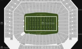 Detroit Lions Seating Chart With Seat Numbers Detroit Lions Seating Chart With Seat Numbers 2019