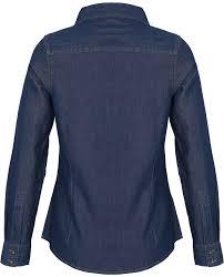 Womens Designer Denim Womens Designer Jeans Stitch Denim Shirt