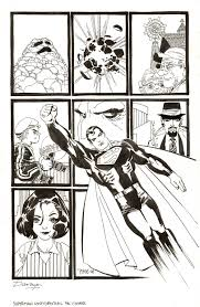42 superman printable coloring pages for kids. Superman Kryptonite Cover 2008 Tim Sale Epic Superman Image Plus His Family Friends And Foes In Original Art Auctions And Exchange Comiclink Com S Closed Featured Auction Highlights 11 12 2018 Comic Art Gallery Room