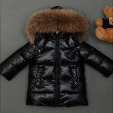 new 2016 winter coats kids jackets real large rac fur collar boy s down parka white red shiny black matte down jackets high quality jacket net china