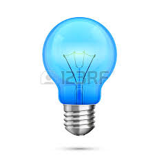 vector square blue icon lighting bulb. eco green and gray icons lamp idea icon object blue light on a white vector square lighting bulb w