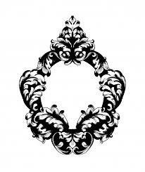 Mirror frame vector Intricate Vintage Baroque Mirror Frame Premium Vector Freepik Vintage Baroque Mirror Frame Vector Premium Download